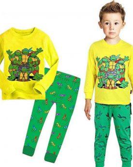 Пижамы (для мальчиков)