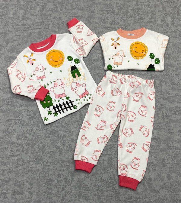Пижама на девочку (арт 11-08)
