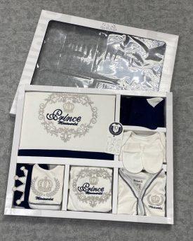 Комплект на выписку (10 предметов) (арт 12-44)
