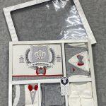 Комплект на выписку (10 предметов) (арт 12-45)