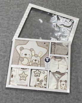 Комплект на выписку (10 предметов) (арт 12-48)