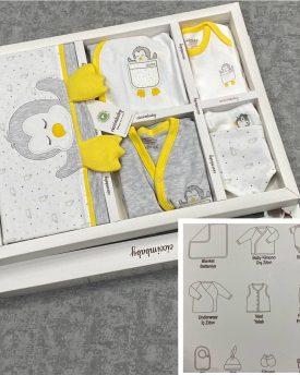 Комплект на выписку (10 предметов) (арт 12-03)