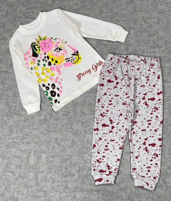 Пижама на девочку (арт 11-21)