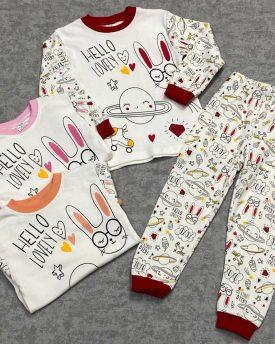 Пижама на девочку (арт 11-10)