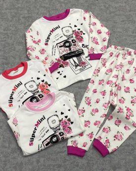 Пижама на девочку (арт 11-11)