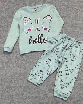 Пижама на девочку (арт 11-14)