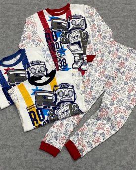 Пижама на мальчика (арт 10-09)