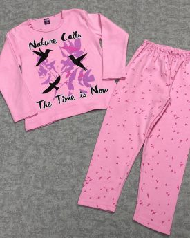 Пижама на девочку (арт 11-19)