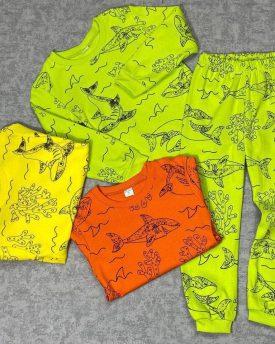 Пижама на мальчика (арт 10-18)