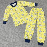 Пижама на мальчика (маломерит) (флис) (арт 10-26)