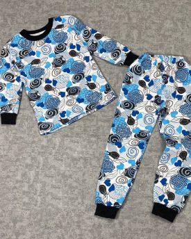 Пижама на девочку (флис) (маломерит)  (арт 11-30)