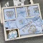 Комплект на выписку (10 предметов) (арт 12-11)