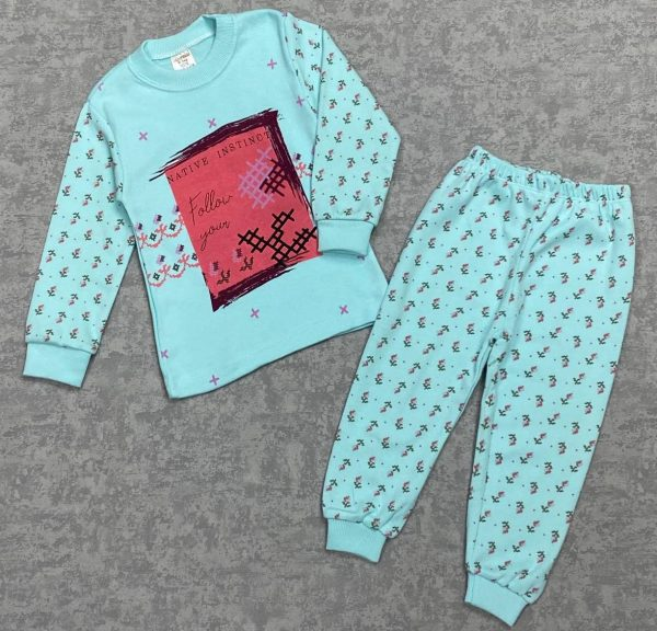 Пижама на девочку (арт 11-52)