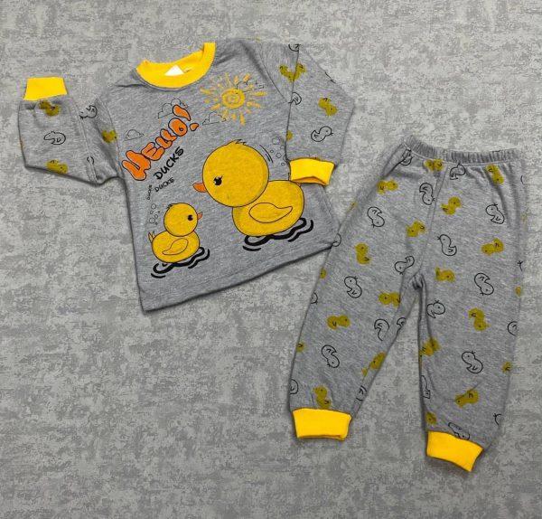 Пижама на девочку (арт 11-53)