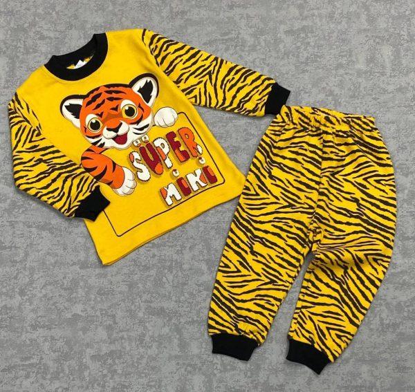 Пижама на мальчика (арт 10-45)