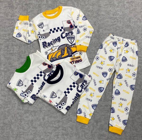 Пижама на мальчика (арт 10-46)