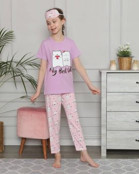 Пижама на девочку (арт 11-51)