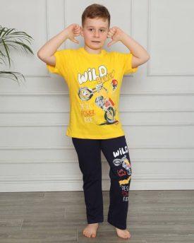 Пижама на мальчика (арт 10-29)