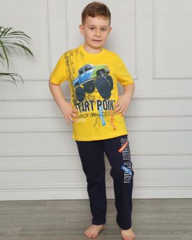 Пижама на мальчика (арт 10-31)