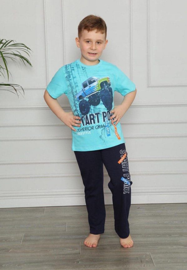 Пижама на мальчика (арт 10-34)