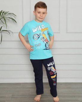 Пижама на мальчика (арт 10-36)