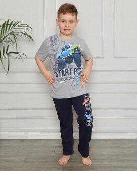 Пижама на мальчика (арт 10-37)