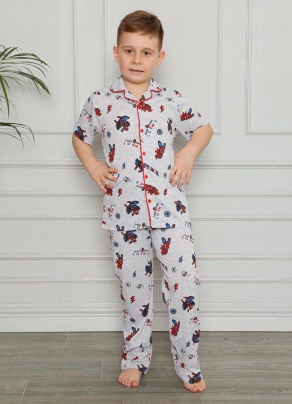 Пижама на мальчика (арт 10-39)