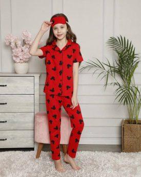 Пижама на девочку (арт 11-39)