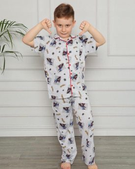 Пижама на мальчика (арт 10-40)