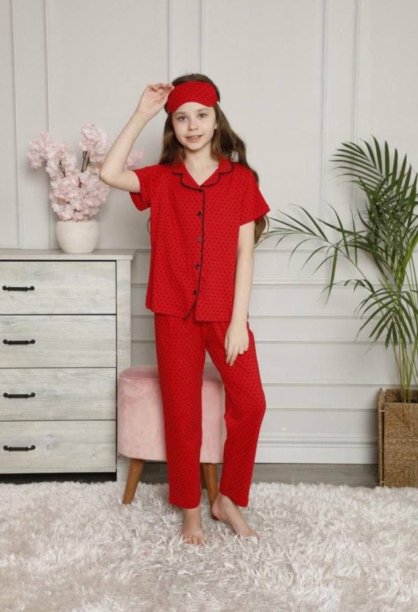 Пижама на девочку (арт 11-35)