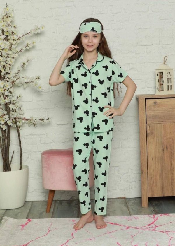 Пижама на девочку (арт 11-37)