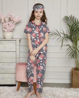 Пижама на девочку (арт 11-43)